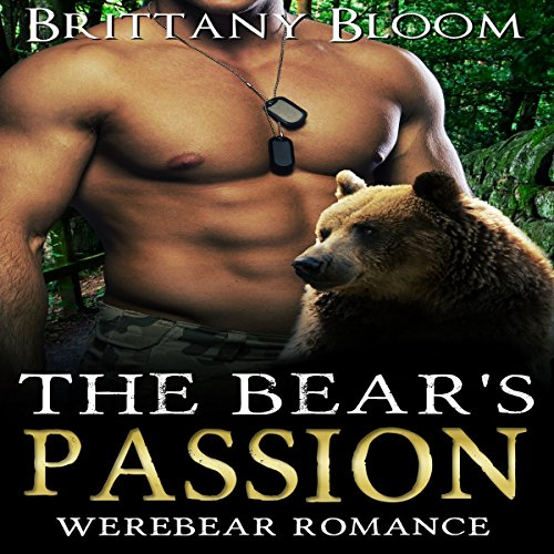 The Bear's Passion audiobook cover art