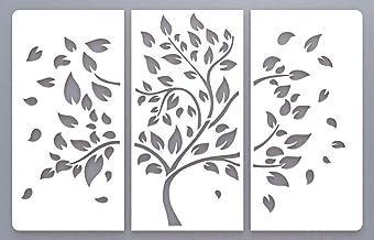 Pannelli decorativi Albero Wall art - Decorazione Arredo Casa Parete Muro