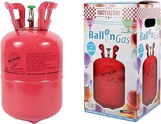 Trend-world Bouteille d'hélium Pur pour Air Swimmers, pour gonfler Environ 30 Ballons en Latex de 20 cm Helium pour Mariag...