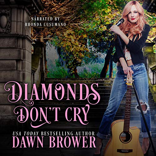 Diamonds Don't Cry audiobook cover art