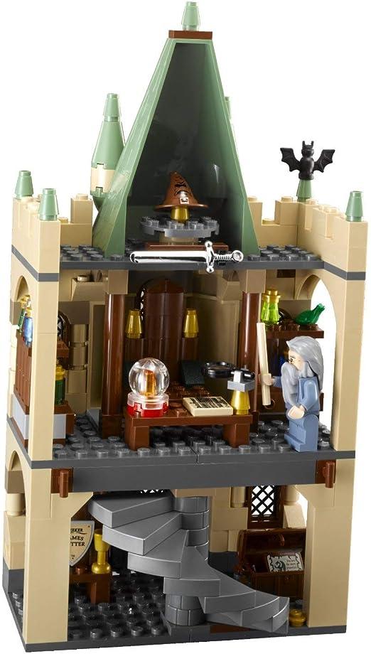 château LEGO Harry Potter Vert serpents Halloween 2