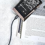 Rampow Micro USB ケーブル【1M/2本組/保証付き/黒】 2.4A急速充電ケーブル 高速データ転送 7000+回の曲折テスト Sharp Aquos Pad/Zeta, Sony Xperia J1/A/Z3, Fujitsu Arrows A/F/NX/ZなどMicro端子機器対応 マイクロusbケーブル