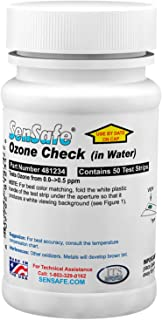 Industrial Test Systems 481234 Sensafe Ozone Check