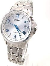 (シチズン)CITIZEN CB1080-52B エコドライブ 電波 エクシード 腕時計 71.0g スーパーチタニウム/サファイアガラス メンズ 中古