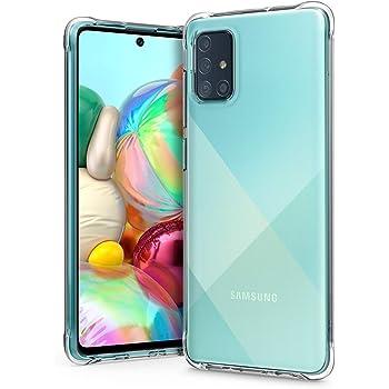 Caseology Solid Flex Crystal for Samsung Galaxy A71 Case (2019) - Crystal Clear