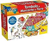 Lisciani Giochi 57016 - Ludoteca Tombola & Mercante in Fiera