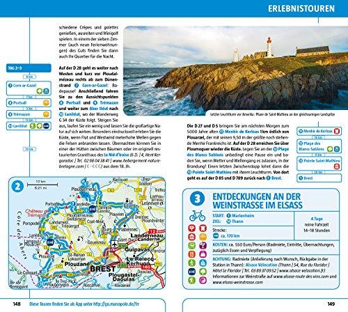MARCO POLO Reiseführer Frankreich: Reisen mit Insider-Tipps. Inklusive kostenloser Touren-App & Update-Service - 9