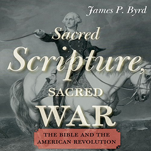Sacred Scripture, Sacred War audiobook cover art