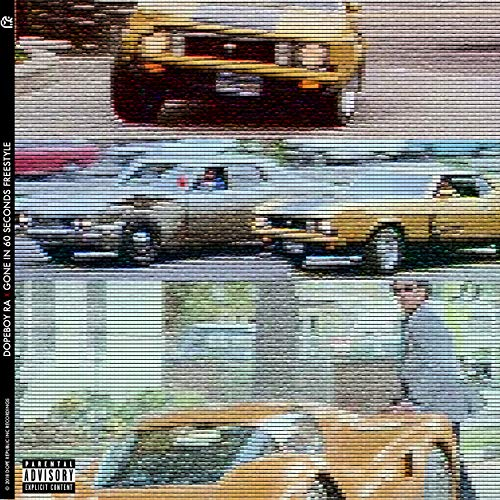 Gone In 60 Seconds [Explicit]