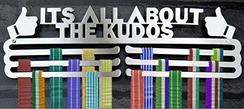 Lopers Muur Sport Medal Hanger Display- Kudos