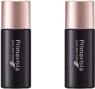 【まとめ買い】プリマヴィスタ 皮脂くずれ防止化粧下地 超オイリー肌用 (ブラックプリマ)×2個 2個