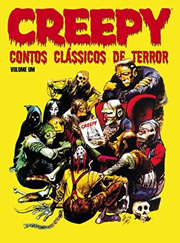Creepy - Contos Clássicos de Terror: Volume 1