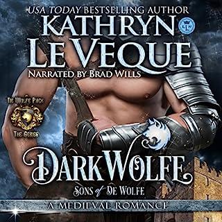 DarkWolfe audiobook cover art
