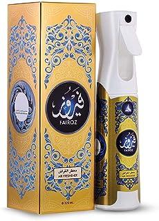 Hamidi Fairoz Non-Alcoholic Home Air Freshener Spray 320ML, Feel Happy