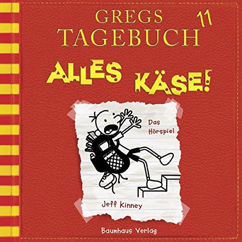 Alles Käse! (Gregs Tagebuch 11) audiobook cover art