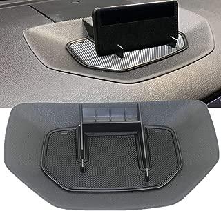 Oceson Car Center Console Dashboard Storage Box Organizer Phone Holder Tray for Toyota Tundra 2014-2019