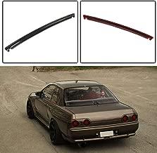JC SPORTLINE fits Nissan Skyline Nismo BNR32 R32 GTR 1989-1994 Carbon Fiber Rear Spoiler Wing