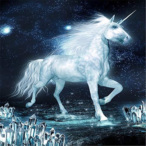 Anime Poster Pferd Wandkunst Leinwand Gemälde Kinderzimmer Dekoration Home Poster Drucke Dekor Wandbild 32x40cm