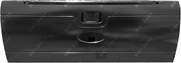 MBI AUTO - Painted to Match, Steel Tailgate Shell for 2008-2016 Ford Super Duty Pickup 08-16, FO1900125