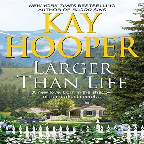Larger Than Life audiobook cover art