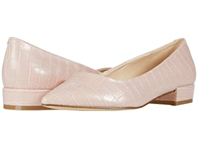 Nine West Fayth Flat (Baby Blush) Women
