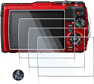Olympus Tough TG-5 3 x BROTECT® AirGlass® Premium Glass Screen Protector