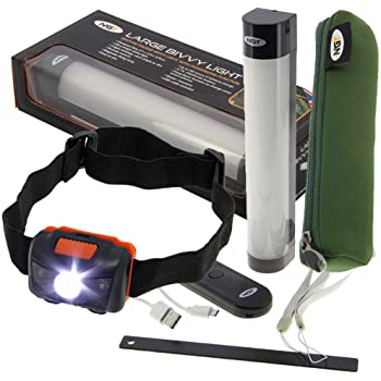 SUNBLESSA MULTIFUNCTION REMOTE BIVVY LIGHT /& POWER BANK MKII