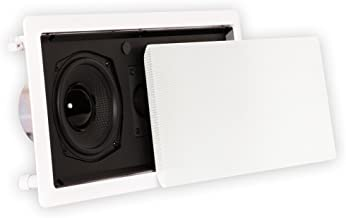 Theater Solutions TSLCR5 In Wall Speaker Home Theater Surround Sound Center Channel