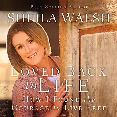 Loved Back to Life audiobook cover art