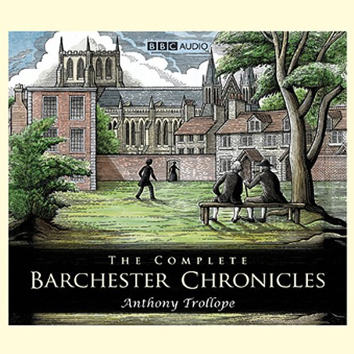 The Barchester Chronicles cover art