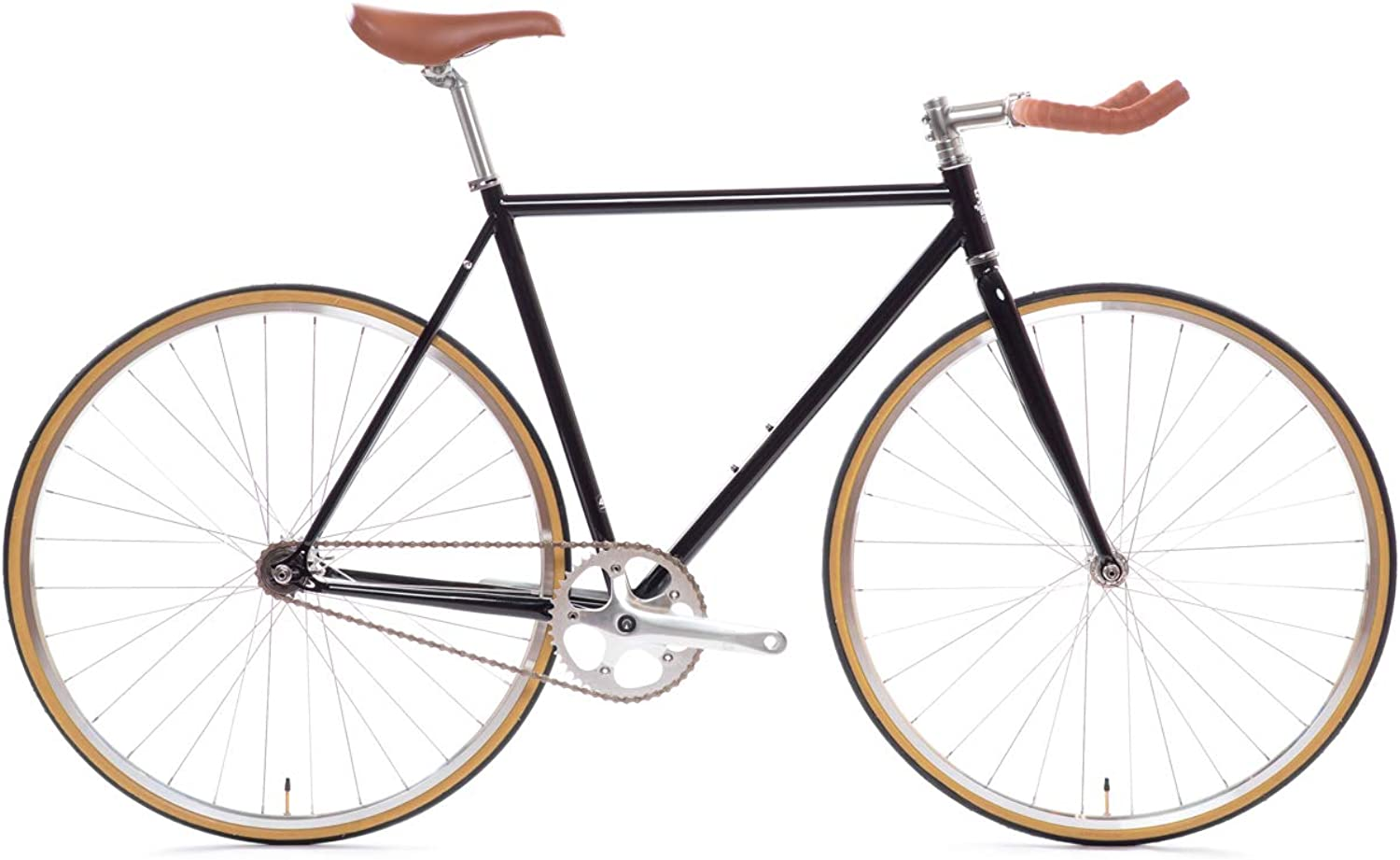 State Bicycle A796201618730 BernardFixed Gear Single Speed Bike, 52cmBullhorn