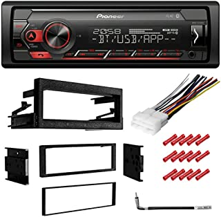 Sponsored Ad - CACHÉ KIT6517 Bundle for 1995-1999 GMC C1500 Suburban with Pioneer Single Din Car Stereo with Bluetooth Dig... photo