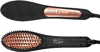 Plattborste för att jämna ut håret | keramisk utjämningsborste | 3D-belagda borstar | Plattång alternativ | Hårplattång bo...