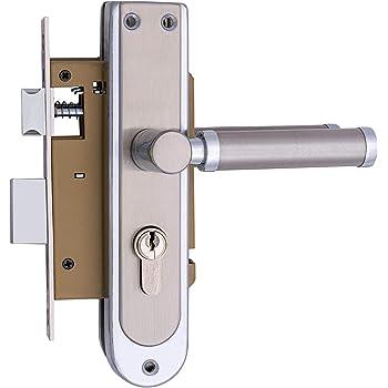Atom SZ01 C/Y S.S.with BSK 60 mm Cylindrical Mortise Door Lock