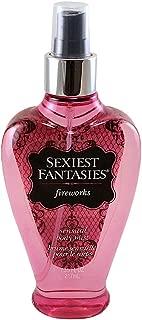 Body Fantasies Sexiest Fireworks Sensual Body Mist Spray for Women, 7.35 Ounce