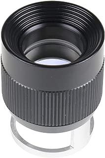 J&T スケールルーペ 10倍ルーペ 10倍拡大鏡 小型ルーペ 高倍率ルーペ 高さ調整可能 最小目盛り0.1mm  JT-03-072