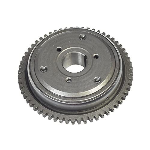 AlveyTech Starter Clutch Drive Assembly for 125cc & 150cc GY6 Go-Karts & Scooters
