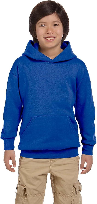 Pullover Hoodie (P473) Deep Royal Blue, XS