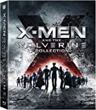 X-MEN & WOLVERINE COLLECTION - 6 FILM BOXED SET - BLURAY - NEW - MARVEL