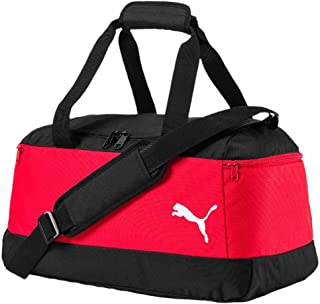 PUMA Unisex-Adult Small Duffle Bag, Red - 074896