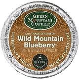 Green Mountain Coffee Keurig Wild Mountain Blueberry K-Cups 24 Ct