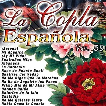 La Copla Española Vol. 59