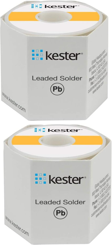 Kester Ranking TOP7 24-6337-0027 Solder Roll Core Size 63 37 0.03 mart 66 Alloy