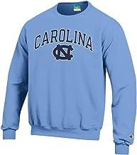 Elite Fan Shop NCAA Mens Front//Back Team Crew Sweatshirt