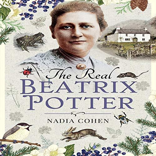 The Real Beatrix Potter cover art