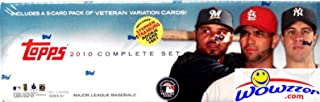topps 2010 complete set