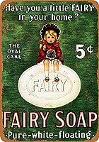 Fairy Soap ティンサイン ポスター ン サイン プレート ブリキ看板 ホーム バーために