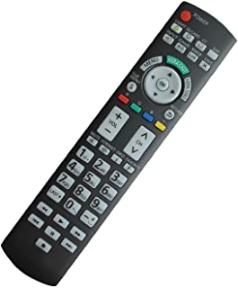 Hotsmtbang Replacement Remote Control For Panasonic TH-50PHW5 TH-40PE8U TH-42PH10UK TH-50PH9 TH-42PHW5 TH-37PD25UP TH-37PX25 TH-42XVS30 Plasma HDTV TV