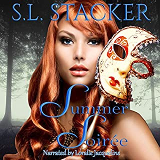 Summer Soiree audiobook cover art