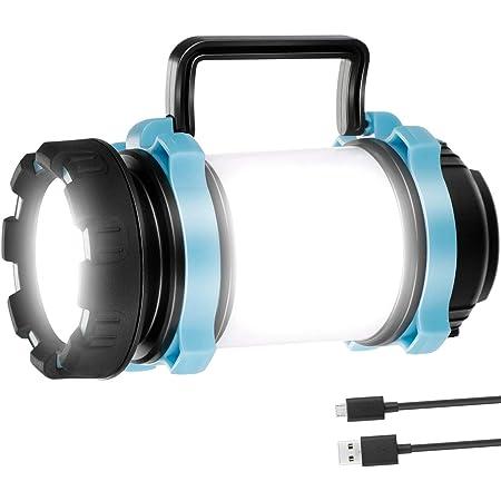 Camping lamp 600 lumen 4000mAh accumulator Solar//USB//DC